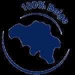 logo 100% belge